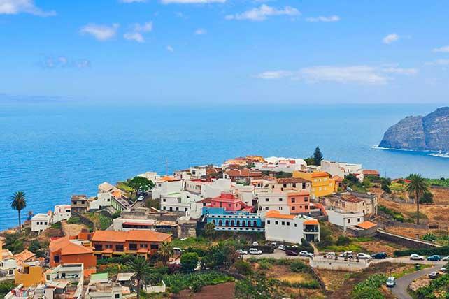 Auf den Spuren von Kolumbus – La Gomera –Perle im Atlantik + Teneriffa Teide