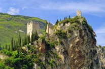 Arco vara Garda tó Olaszország