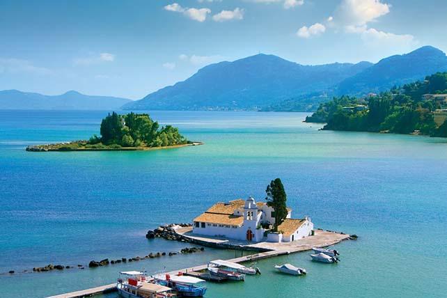 Arke Korfu
