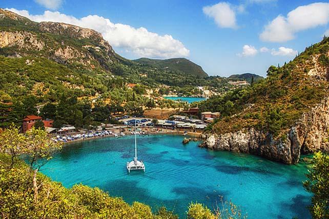 Beach Korfu