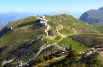 Monte Baldo Garda tó Olaszország