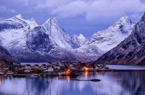 Lofoten sziget