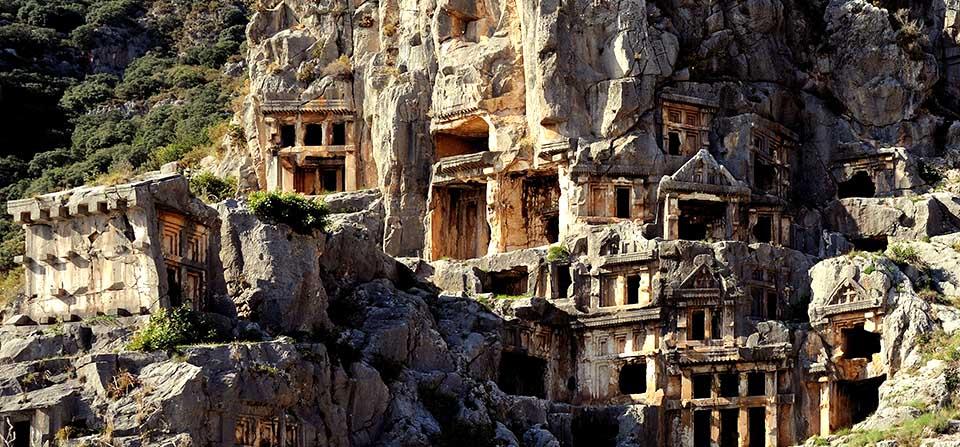 Nagy Sándor nyomában, Törökország