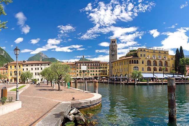 Riva del Garda Olaszország