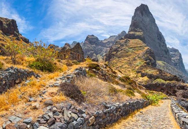 Auf den Spuren von Sir Francis Drake, Kapverden (Santo Antao und Sao Vicente)