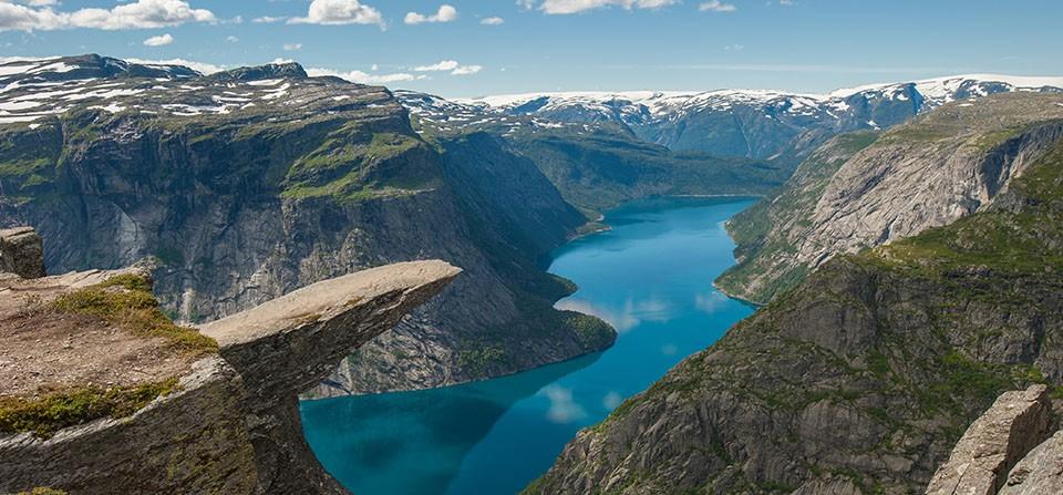 Trollok nyomában, Norvégia