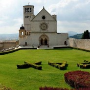 Auf den Spuren von Franz von Assisi (Via Francigena di San Francesco), Pilgerweg Assisi-Rom, Italien