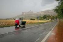 Zarándokút via Francigena di San Francesco Assisi előtt – Olaszország