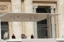 Zarándokút via Francigena di San Francesco Pápai audencia Vatikán Róma-Olaszország