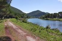 Zarándokút via Francigena di San Francesco Piediluco előtt-Olaszország