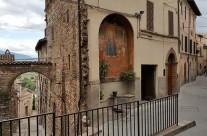 Zarándokút via Francigena di San Francesco Spello-Olaszország