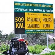 Lükiai út (Lycian way, Likya yolu)